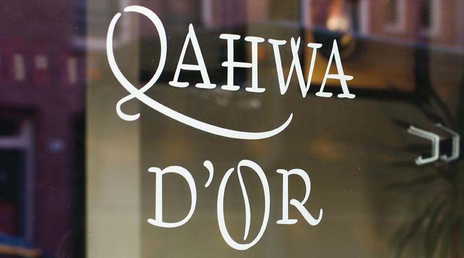 Qahwa d'Or. Koffie- en theespeciaalzaak