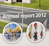 Link to detail page: Aalberts Industries Jaarverslag 2012